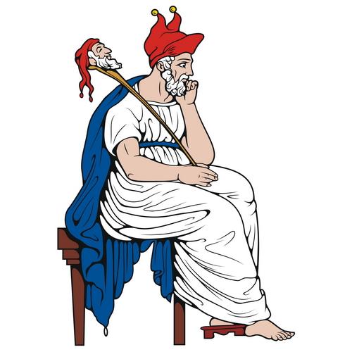 Бог насмешек и злословия в древнегреческой мифологии