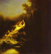 Rembrandt Harmenszoon van Rijn - The Abduction of Proserpine.JPG